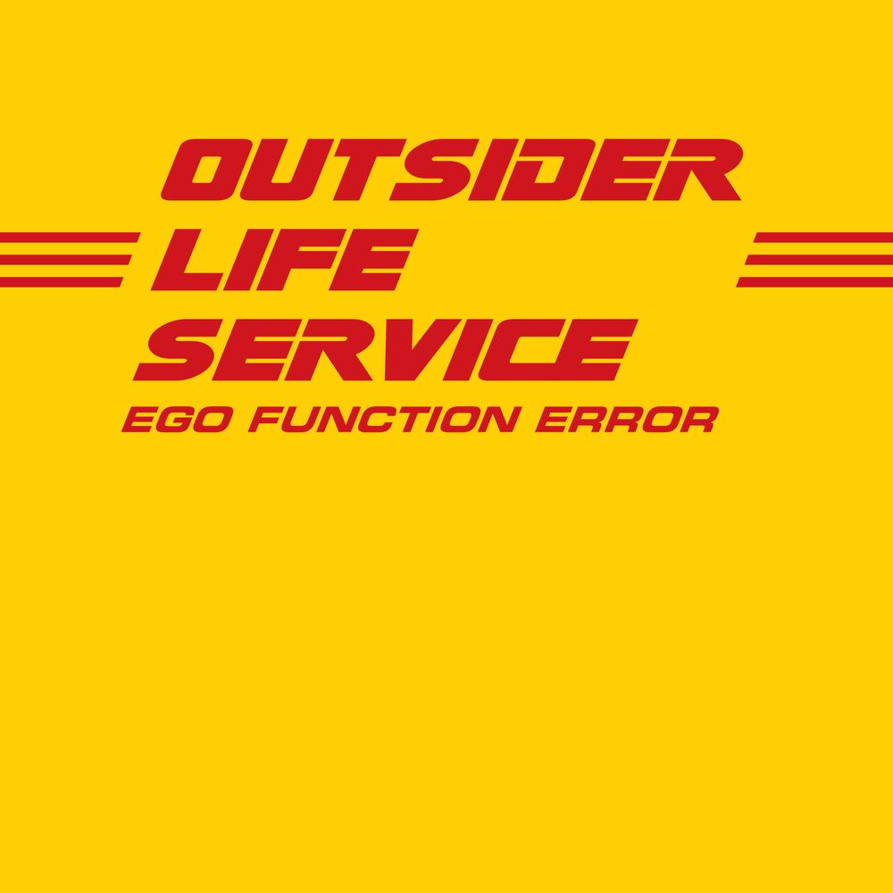 뮤지션 에고펑션에러의 앨범  Outsider Life Service