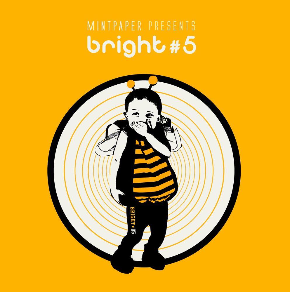 앨범 음원 bright #5의 커버