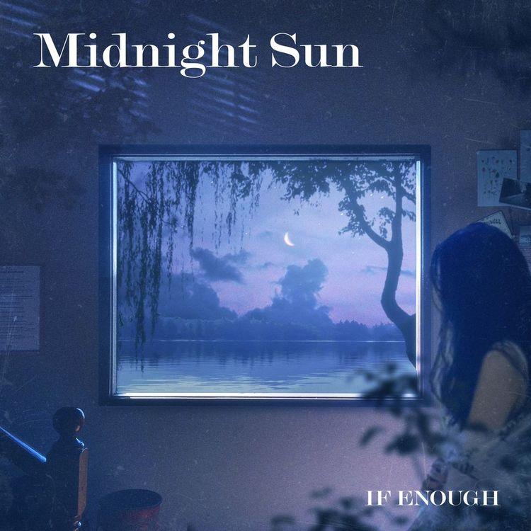 앨범 음원 Midnight Sun의 커버